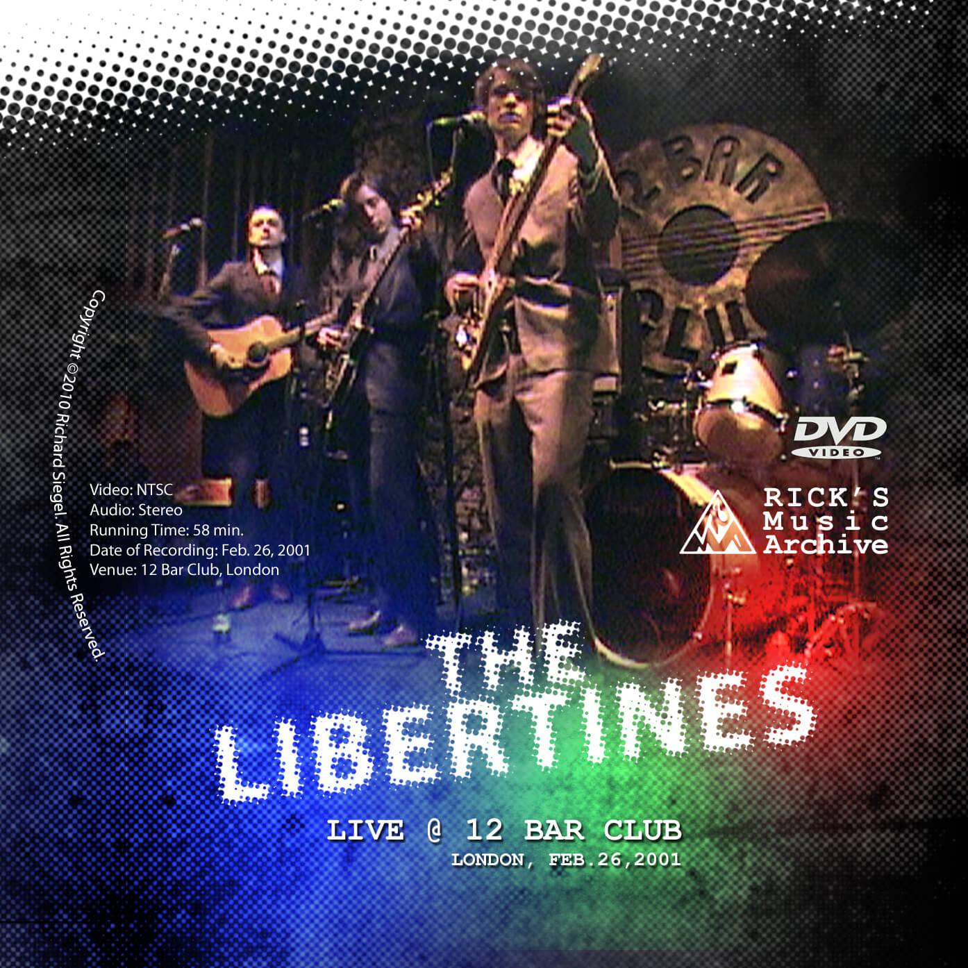 The Libertines Live