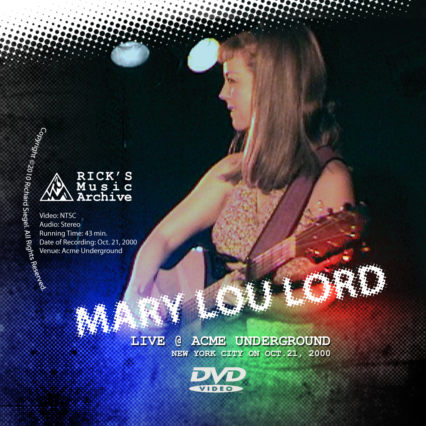 Mary Lou Lord Live