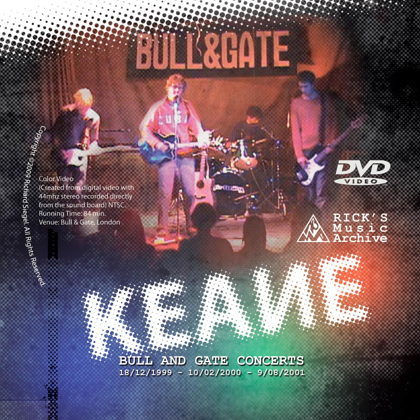 Keane Live 3 Concert DVD